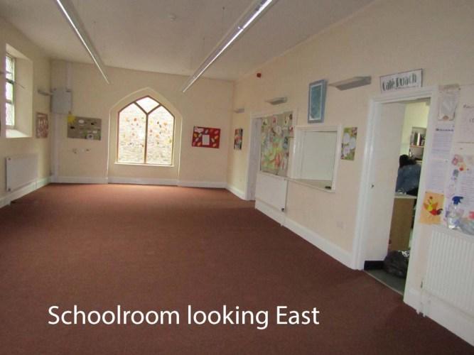 Schoolroom looking East jpg
