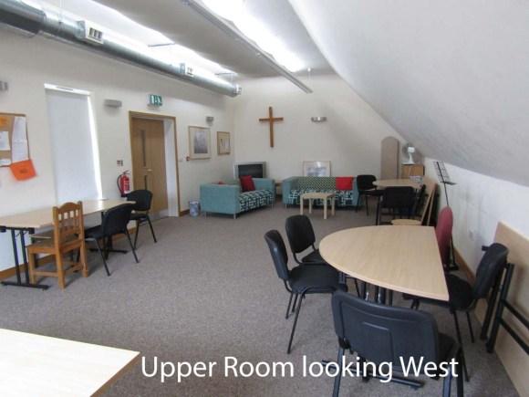 Upper room looking West jpg